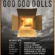 Goo Goo Dolls UK 2016
