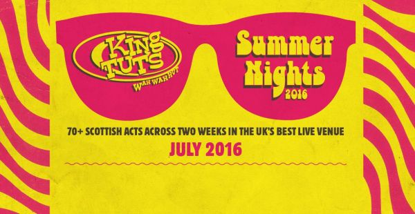 King Tuts Summer Nights Festival 2016