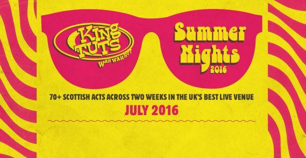 King Tuts Summer Nights Festival 2016