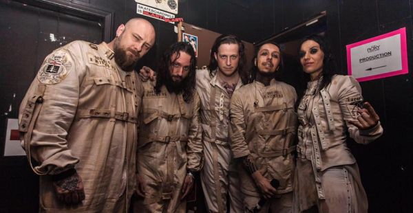 Lacuna Coil / Forever Still / Genus Ordinis Dei – The Garage, Glasgow (15th November 2016)
