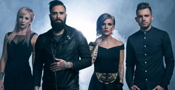 "Skillet anounce ""The Unleashed Tour"" for Europe and Russia"