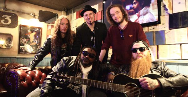 Interview: Arya Goggin of Skindred