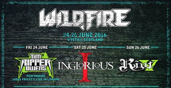 Wildfire 2016 interview: Baleful Creed