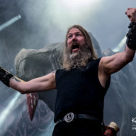 Amon Amarth (Tons of Rock 2016)