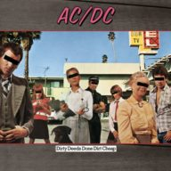 ACDC - Dirty Deeds Done Dirt Cheap