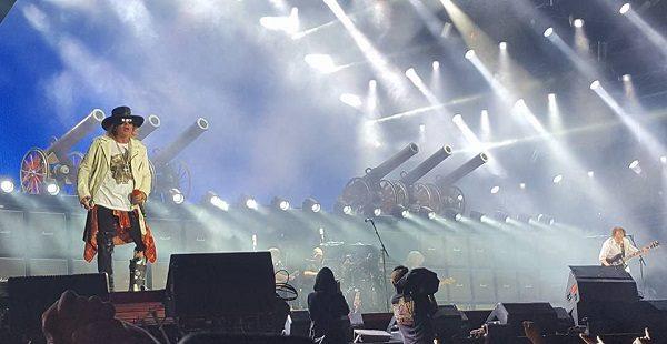 AC/DC – Manchester Eithad Stadium, Thursday 9th June 2016