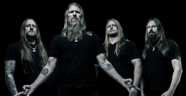Amon Amarth return to the UK – and look at the support!