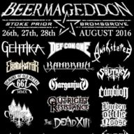 Beermageddon 2016 (opening bands)