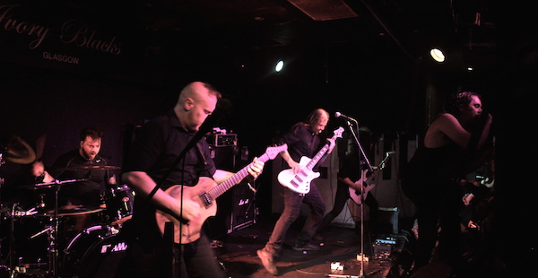 Cattle Decapitation / Party Cannon – Ivory Blacks, Glasgow (22nd June 2016)