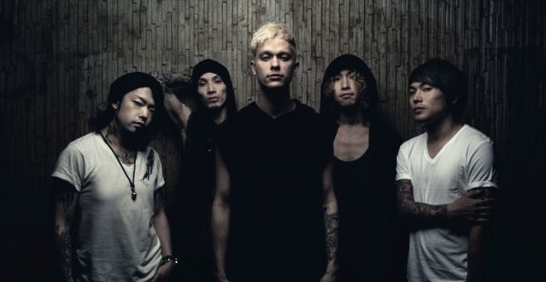 coldrain / Wage War / Counting Days – Glasgow King Tuts, 23rd May 2016