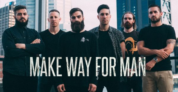 Make Way For Man announce Aussie tour dates
