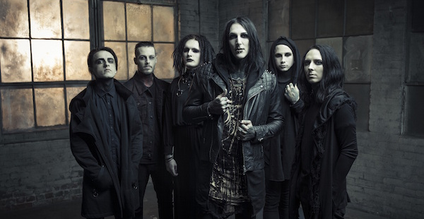 12 Songs of Xmas: Motionless In White – Santa's Pissed
