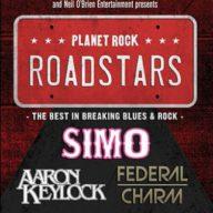 Roadstars 2016 tour poster