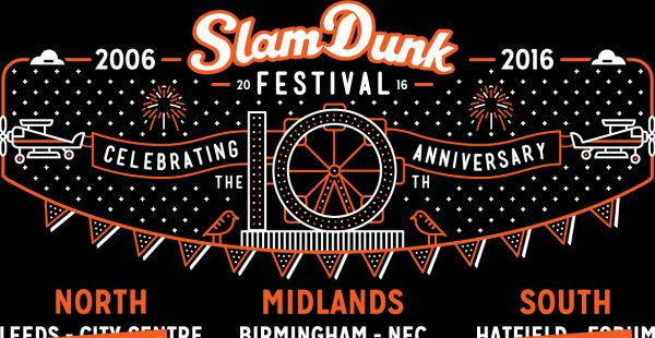 Slam Dunk North – Leeds City Centre, 28th May 2016