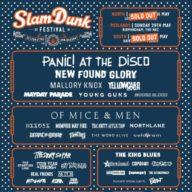 Slam Dunk 2016 poster