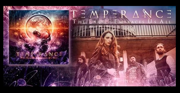 Temperance Launch Album Pre-orders