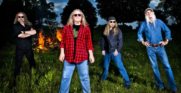 The Kentucky Headhunters to tour UK for the first time