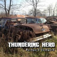 Thundering Herd - Backyard Junkyard