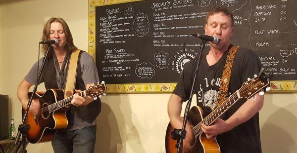 Tony Wright – Cobbles and Clay, Haworth, Saturday 25th June 2016