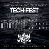 UK Tech-Fest tour 2016