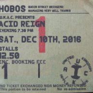 Acid Reign xmas 2016 ticket