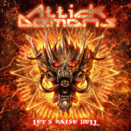 Attick Demons - Let's Raise Hell