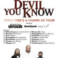 Devil You Know UK 2017