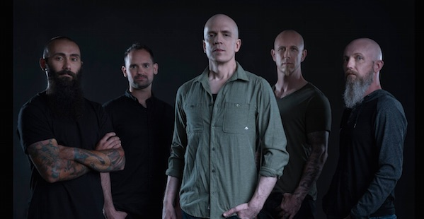 Devin Townsend Project announce UK tour in support of new album 'Transcendence'