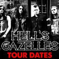 Hell's Gazelles UK 2016