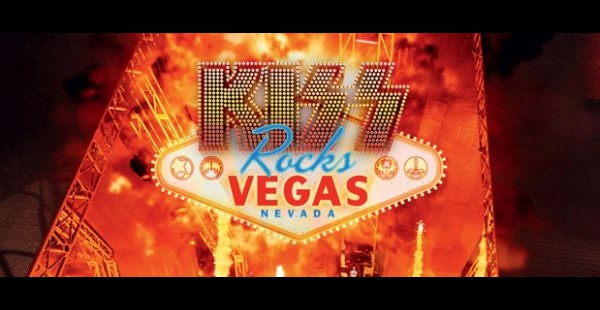 KISS Rocks Vegas coming your way soon