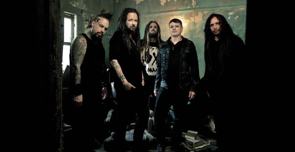 "Korn release video for ""A Different World"""