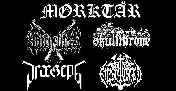 Mørktår / Sturmtiger/ Praesepe / Skullthrone / Emasculated Christ – The Lounge, London (15th June 2016)