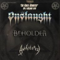 Onslaught Beholder Anihilated 2016 UK