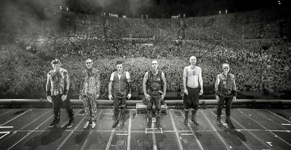 Rammstein – Waldbühne, Berlin (11th July 2016)