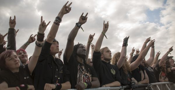 Bloodstock 2016 – Brian's View (with a bit of help from Stephen P)