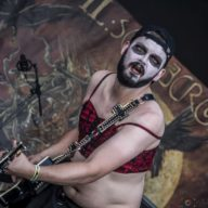 Evil Scarecrow--7 Bloodstock 2017 (Will Tudor)
