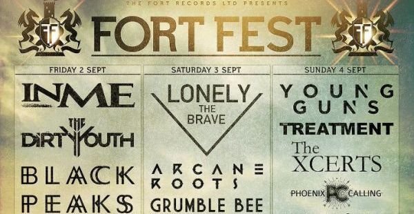 Fort Fest preview – The Dirty Youth