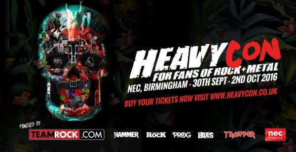 Heavycon – an announcement and reaction from traders