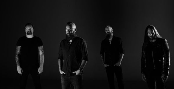 In Flames band header