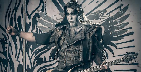 Bloodstock 2016 Interview: Orion of Behemoth