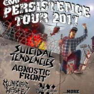 Persistence Tour 2017