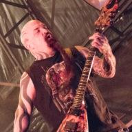 Slayer (c) Will Tudor Photography