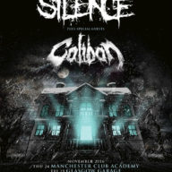 Suicide Silence Caliban UK 2016