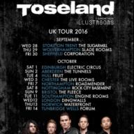 Toseland Illustr8ors UK 2016