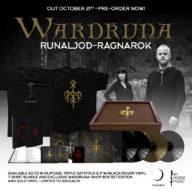 Wardruna - Runaljod Preorders