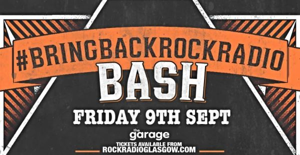 #BringBackRockRadio Bash – Ross' View