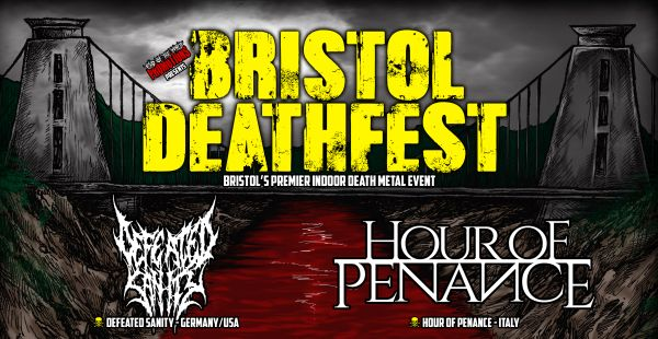 Bristol Deathfest makes first announcement
