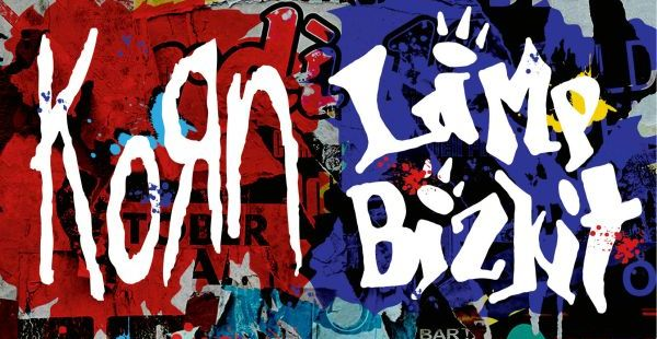 Korn / Limp Bizkit to hit UK in December
