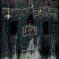 Possessed Belphegor ABSU Glasgow 2016