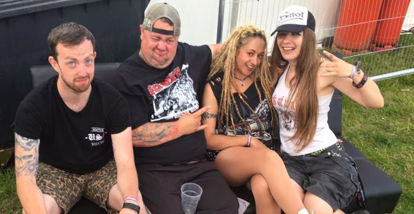 Bloodstock 2016 interview (courtesy of PlanetMosh): Pulverise